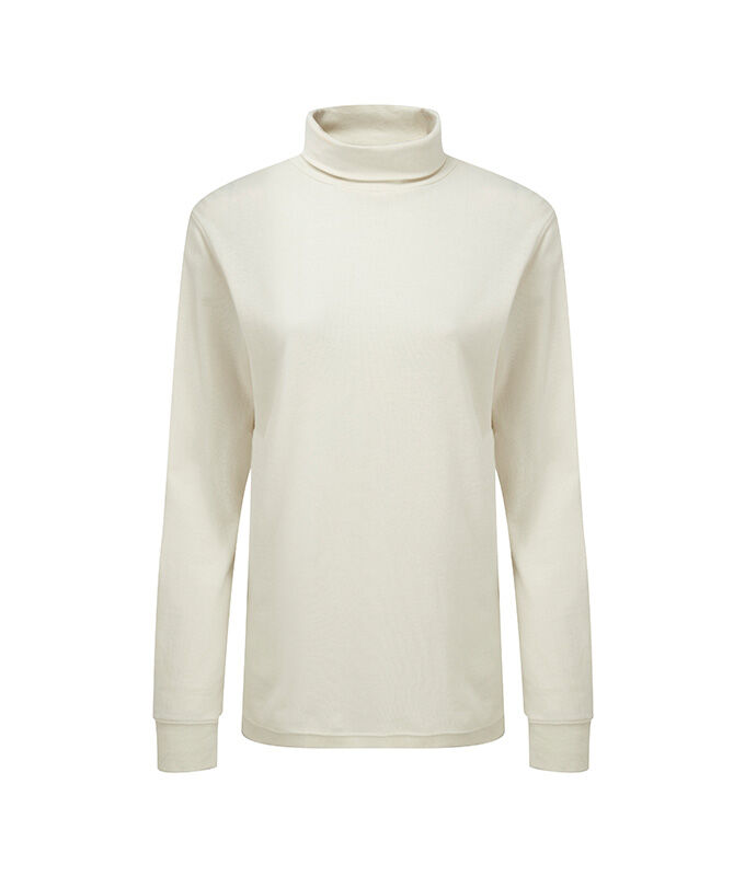 The Colourblock Jumper | Roll Neck Top | By Cotton Traders