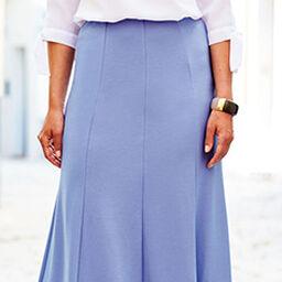 Mid-Season Midis – How To Wear A Midi Skirt In Autumn