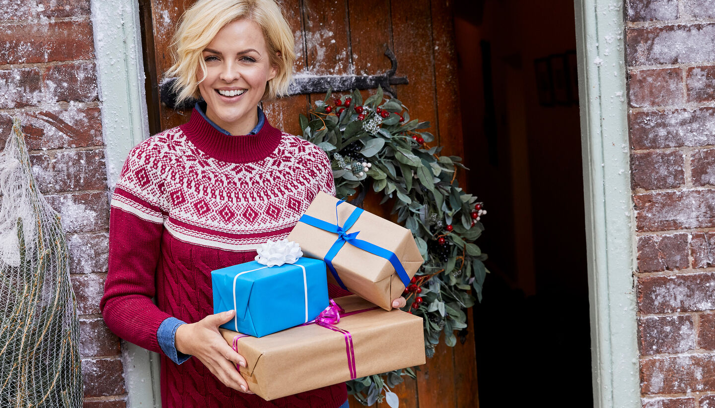 Inspirational Christmas Outfits | By Cotton Traders