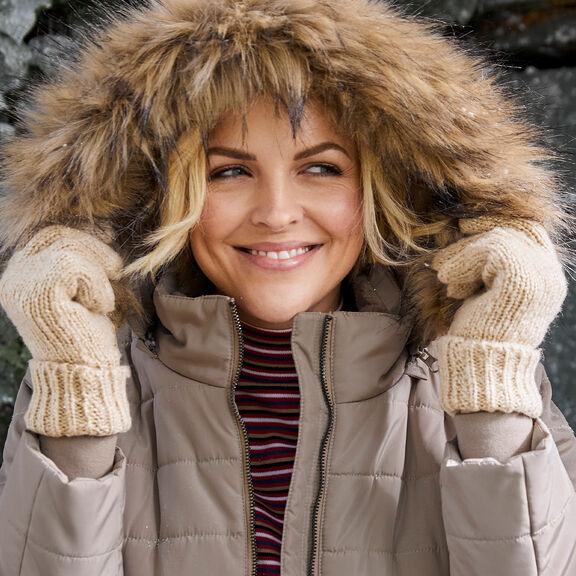 Padded Jacket | By Cotton Traders