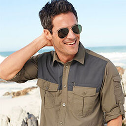 From Office to Off-Duty: Our 5 Favourite Men's Shirt Styles