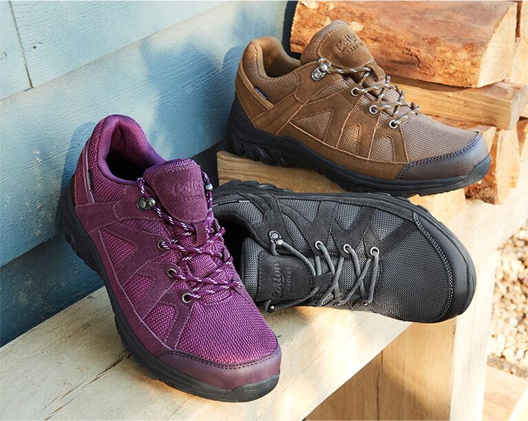 Hiker Walking Shoes