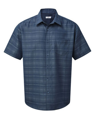 French Navy Short Sleeve Soft Touch Shirt
