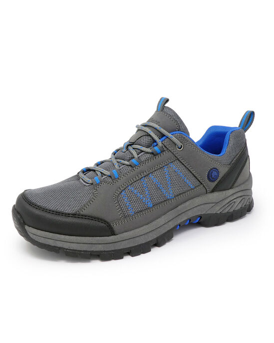 Air-Tech Lace-up Walking Shoes