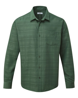Dark Sage Long Sleeve Soft Touch Shirt