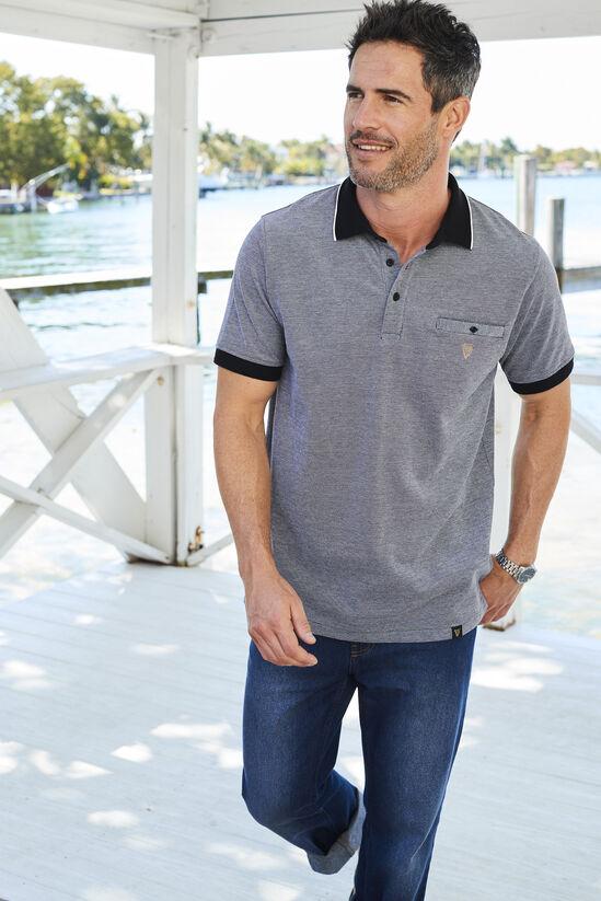 Guinness Short Sleeve Pocket Polo Shirt