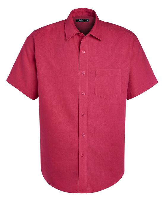 Men's Linen Blend Shirt