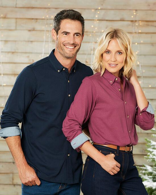 Long Sleeve Jersey Shirt
