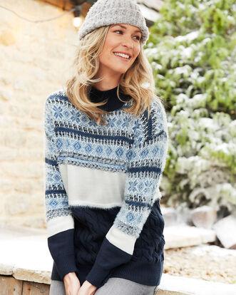 Fair Isle Sweater
