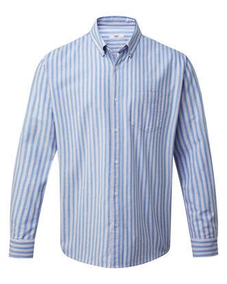 Bluebell Long Sleeve Classic Oxford Shirt