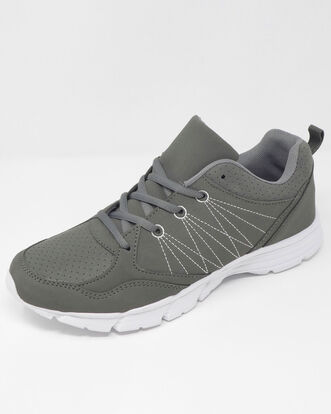 Unbelievably Lightweight Lace-up Sneakers