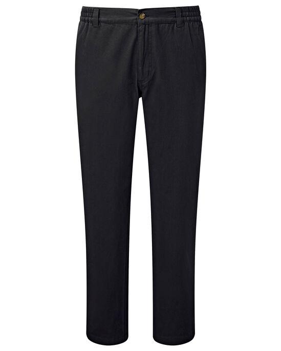 Flat Front Comfort Pants