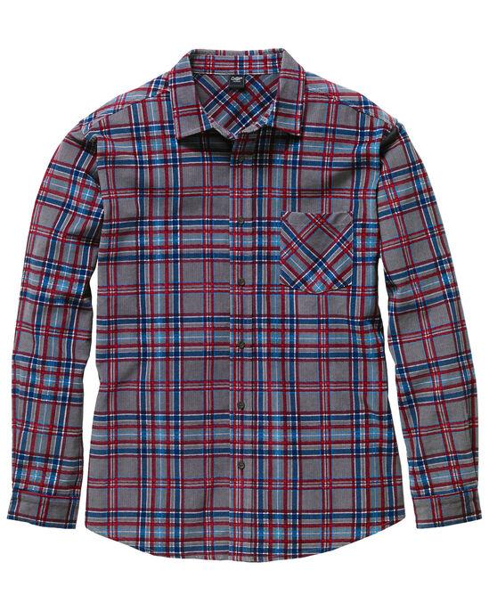 Check Cord Shirt