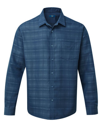 French Navy Long Sleeve Soft Touch Shirt