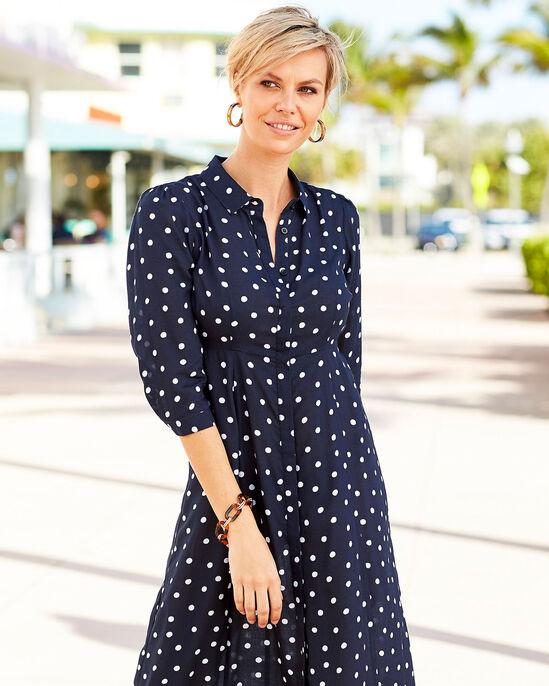 Frockstar Button-through Dress