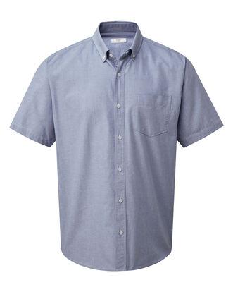 Twilight Short Sleeve Classic Oxford Shirt