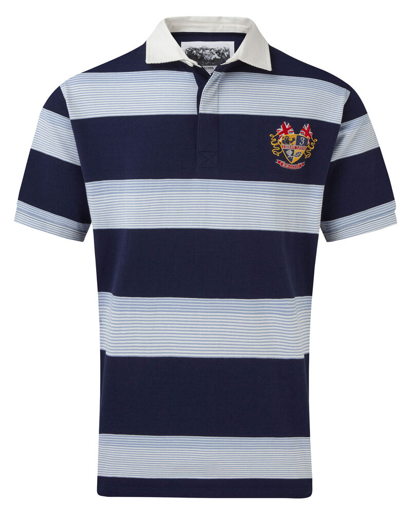 37608917999 Cotton Traders Rugby T Shirts - DREAMWORKS