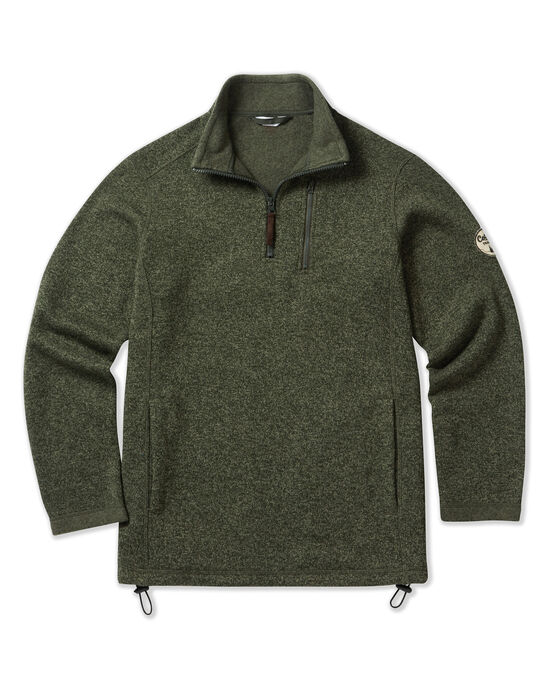Gillamoor Fleece Half Zip Top
