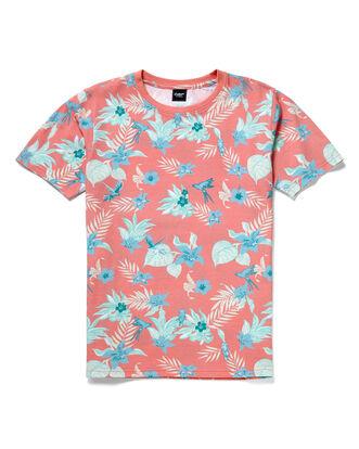 Printed Pique T-shirt