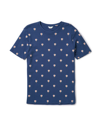 Crew Neck Jersey T-shirt
