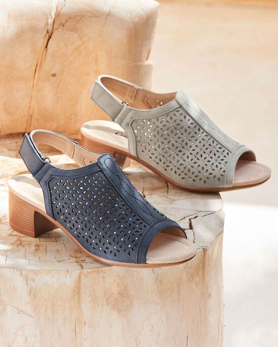 Diamante Heeled Sandals