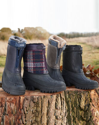 Highland Boots