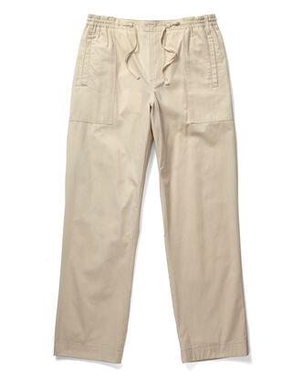 Cotton Pull-on Pants