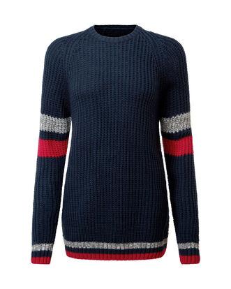 Navy Supersoft Crew Neck Sweater