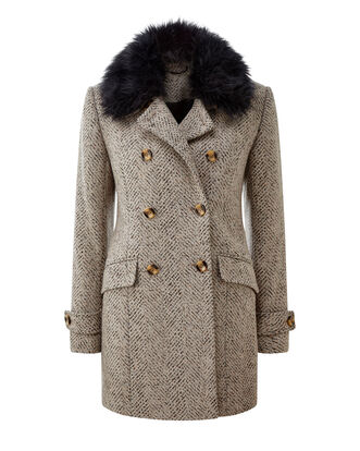 Double Breasted Feelgood Coat