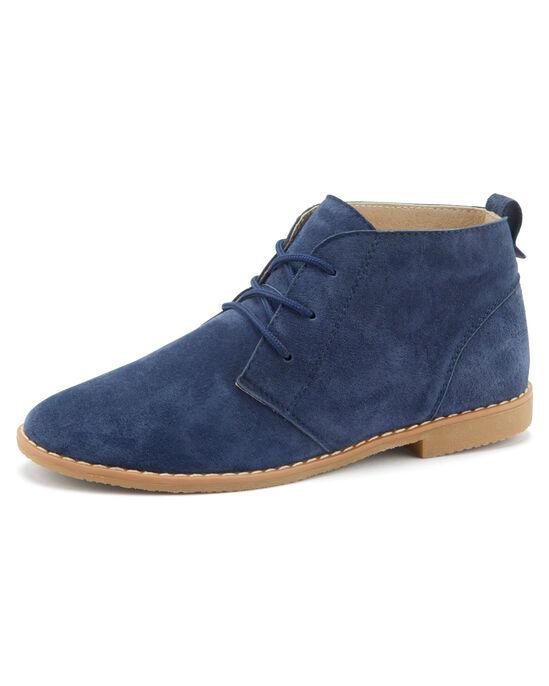 Suede Flexisole Desert Boots