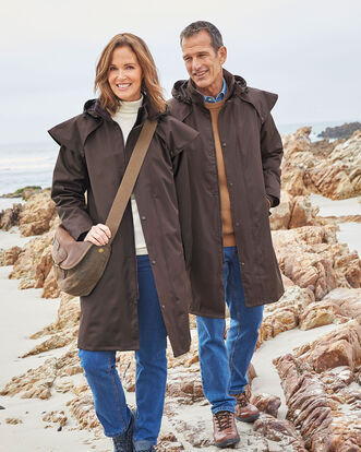 Windermere Waterproof Coat 40""