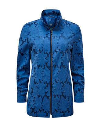Floral Stitch Jacket