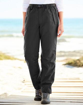 Waterproof Fleece Lined Pants