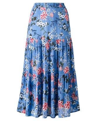 Bluebell Tiered Maxi Skirt