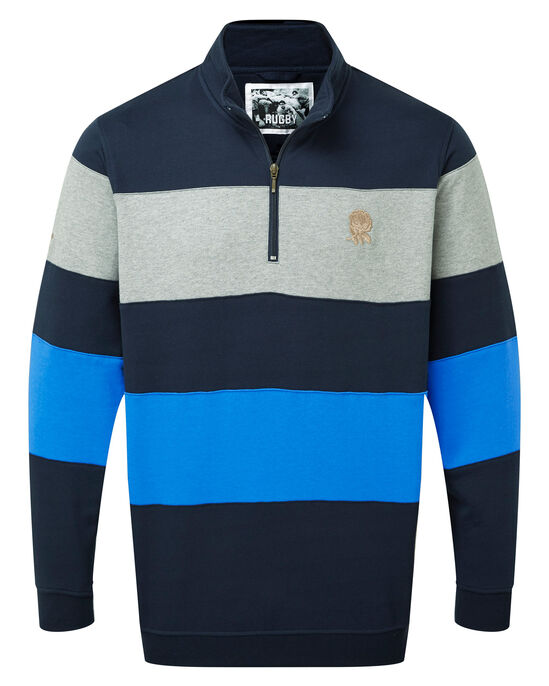 England Rose Half Zip Top
