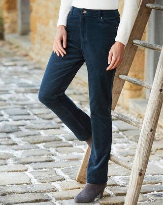 Velveteen Jeans
