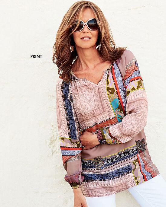 Pattern Tunic