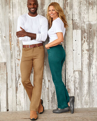 Men's Colored Jeans