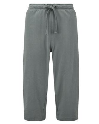 Pique Crop Pants