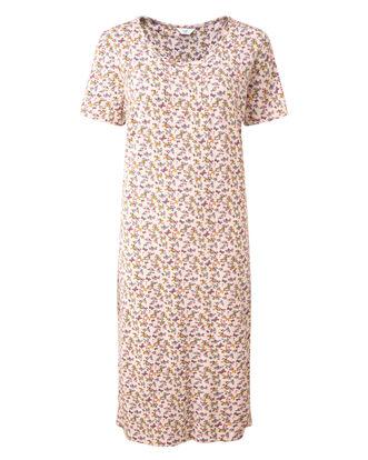 Jersey Floral Nightdress