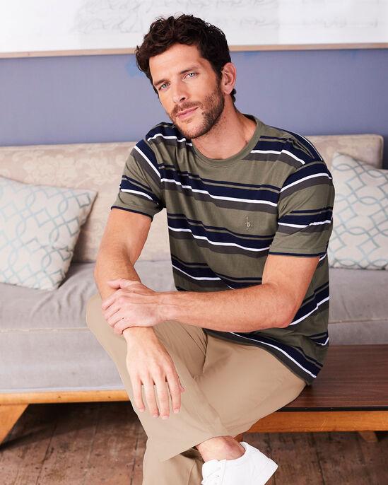 Organic Striped T-shirt