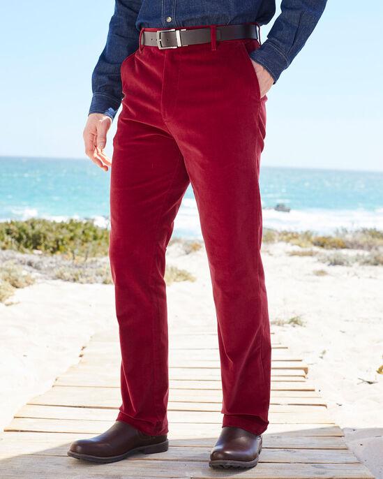Stretch Cord Pants
