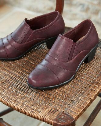 Pleat Detail Pants Shoes