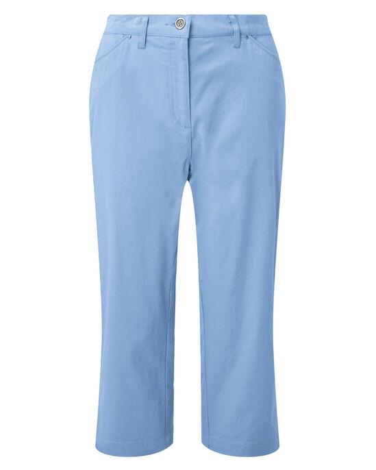 Chino Crop Pants