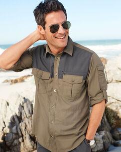 Panelled Adventure Shirt