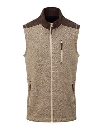 Bonded Fleece Vest