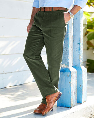 Comfort Cord Pants