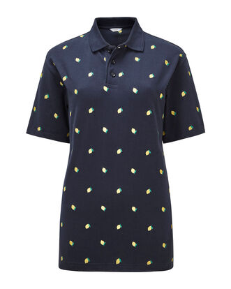Short Sleeve Embroidered Polo Shirt