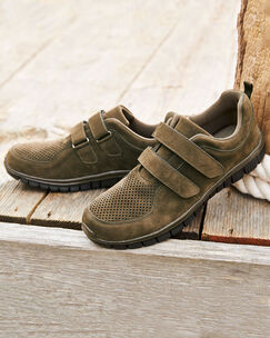 Lightweight Flexi Active Adjustable Sneakers