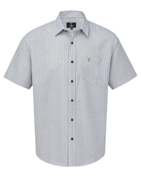 Guinness Short Sleeve Soft Touch Print Shirt